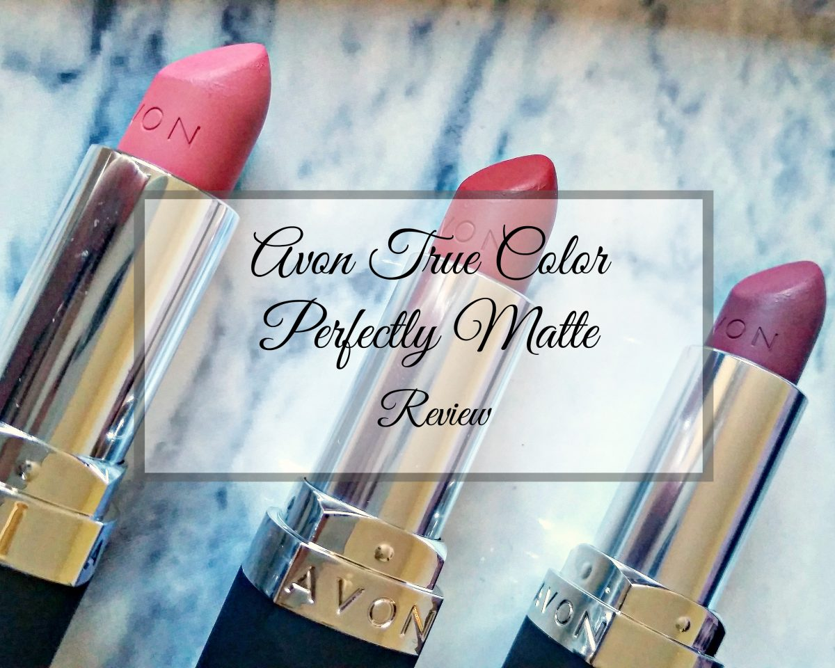 Ruj Avon True Color Perfectly Matte Review