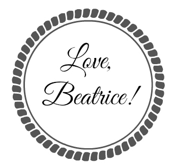 love beatrice beautyandatwist