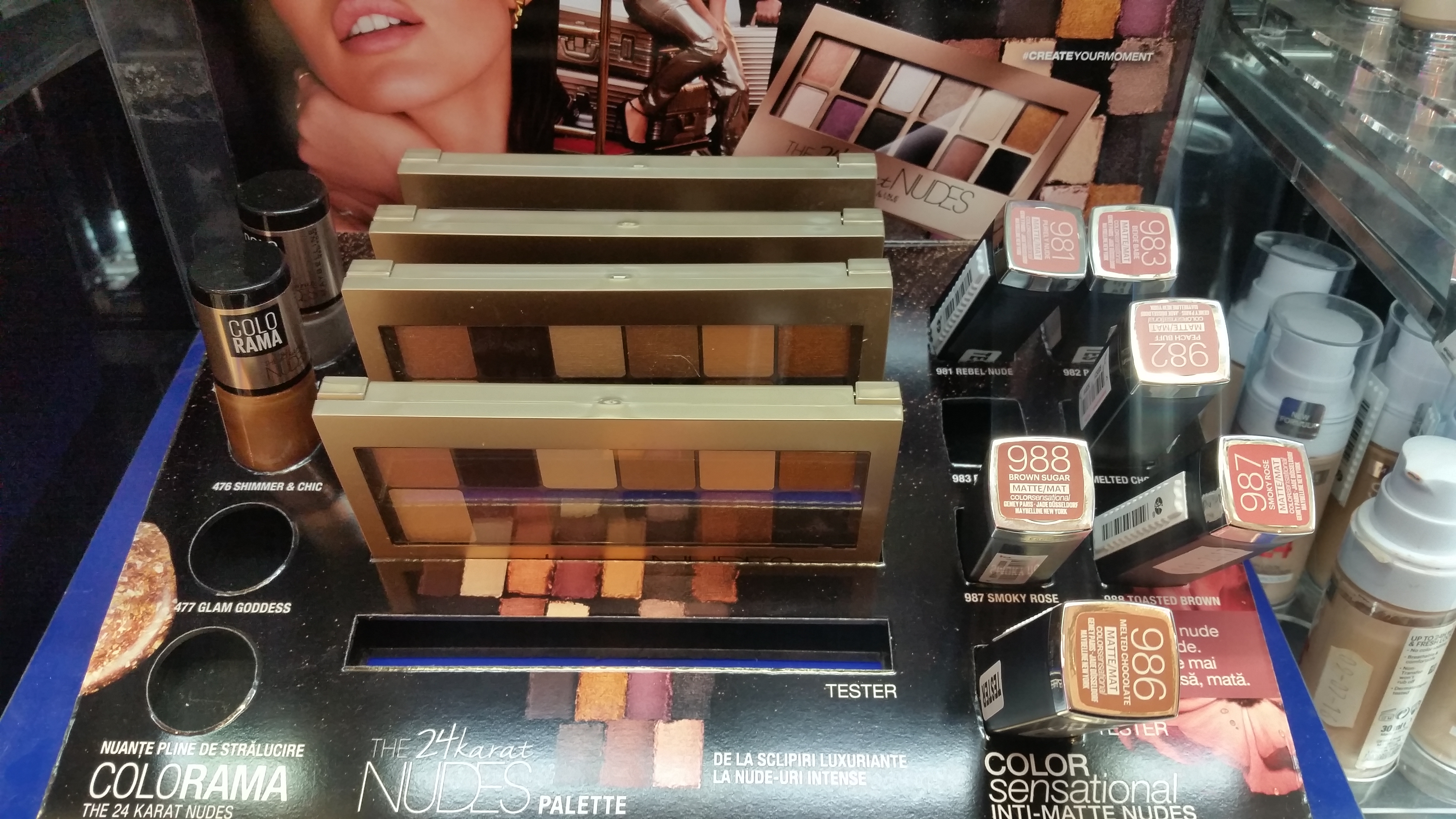 noutati-make-up-maybelline-24karate-nudes-palette-insta-matte-nudes-lipstick-beautyandatwist-january-2017