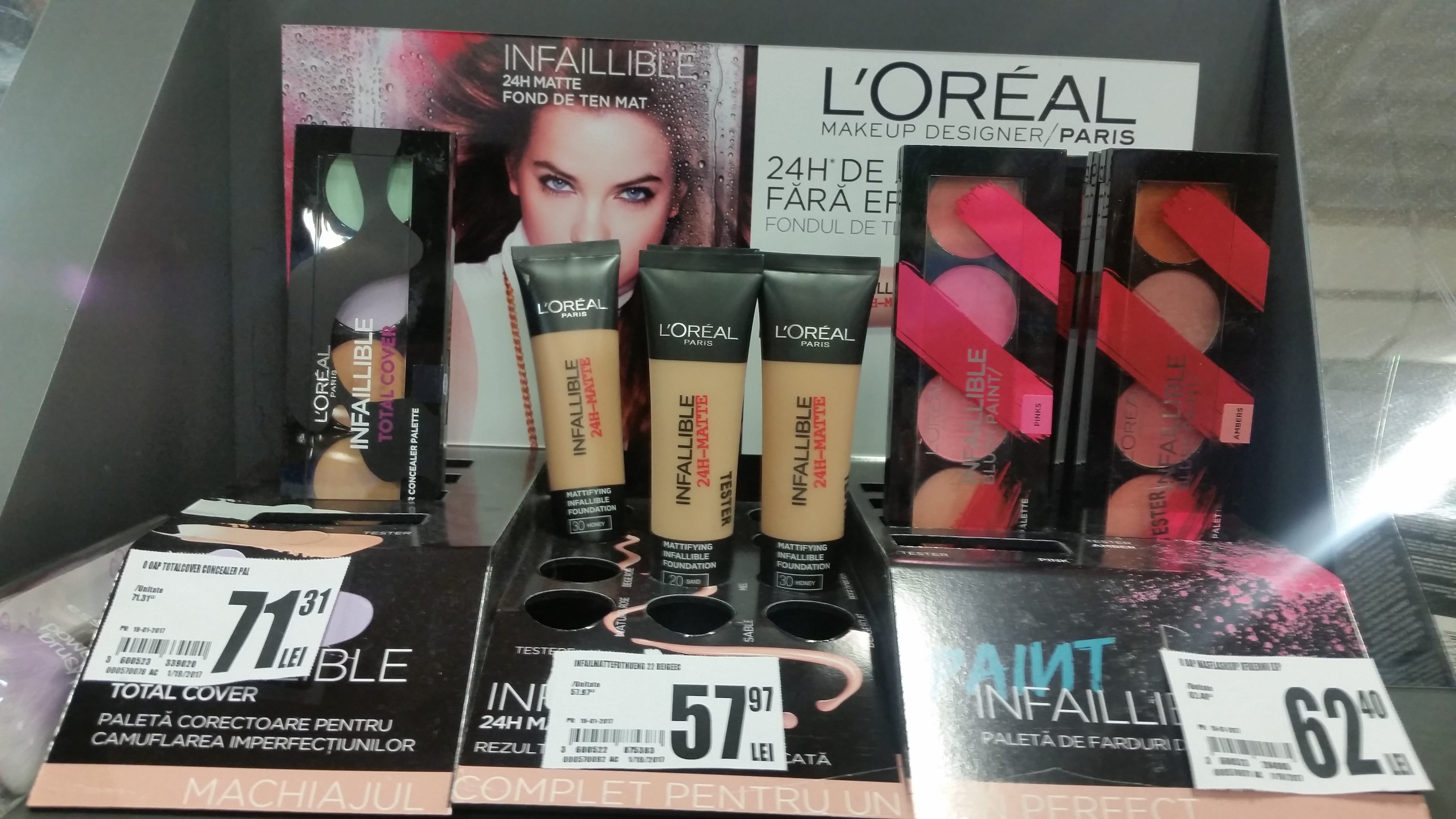noutati-make-up-loreal-infaillible-24h-matte-foundation-beautyandatwist-january-2017